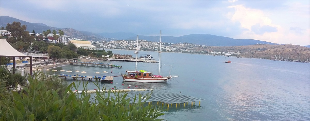 Bodrum view