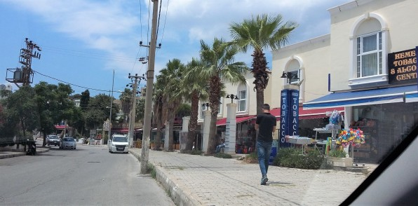 Streets of Bodrum